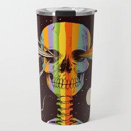 Dark Side of Existence Travel Mug
