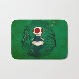 Toad Bath Mat