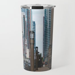 Downtown Chicago Travel Mug