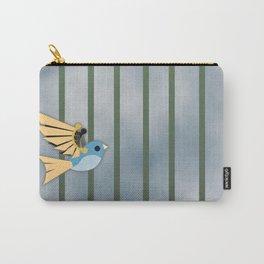Mechanical birds Carry-All Pouch