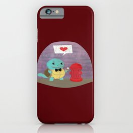 Impossible Love Series-2 iPhone Case
