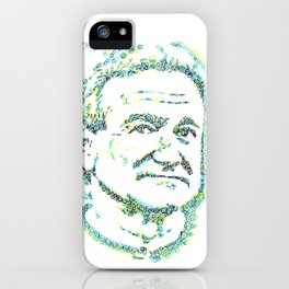 Likeness of Robin Williams iPhone Case