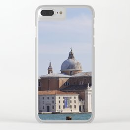 Been There, Shot That (Pt. 5 – Venice, Italy) Clear iPhone Case