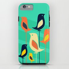 Mid Century Birds Tough Case iPhone 6