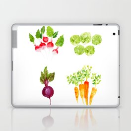 Garden Party - Mixed Veggies Laptop & iPad Skin