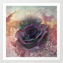 My Wild Irish Rose Art Print