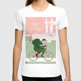 Vimy 100 T-shirt
