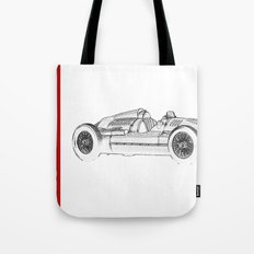 RennSport Speed Series: The Four Rings Tote Bag