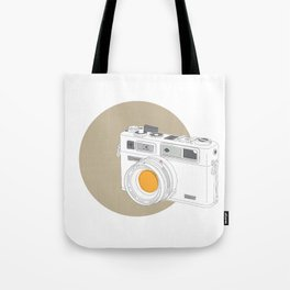 Yashica Electro 35 GSN Camera Tote Bag