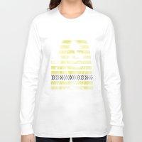 cara delevingne Long Sleeve T-shirts featuring Cara Delevingne by Clara J Aira