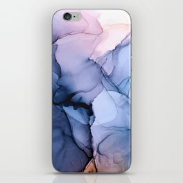 Captivating 1 - Alcohol Ink Painting iPhone Skin