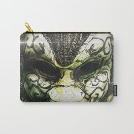 Venice -- A Fractal Dream in the City of Masks Carry-All Pouch