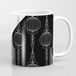 Art Deco 51 . Christmas decorations . Coffee Mug