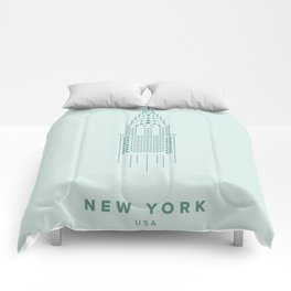 New York City Collection Comforters