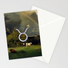 Fine Zodiac / Taurus Stationery Cards
