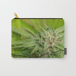 Cannabis Bud Carry-All Pouch
