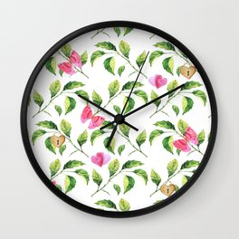 Got That Spring Feeling - Bagaceous Wall Clock