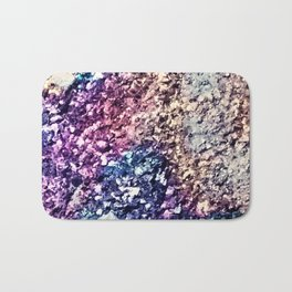 She Blinded Me With Crystal Formations Bath Mat