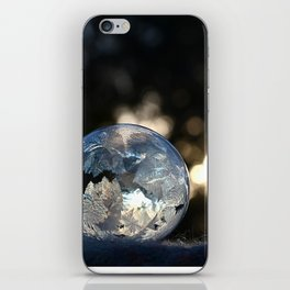 Frozen Bubble iPhone Skin