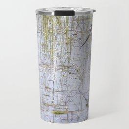 Black-necked Stilt, No. 2 painterly Travel Mug