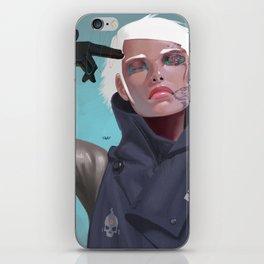Sf Wyv 51 iPhone Skin