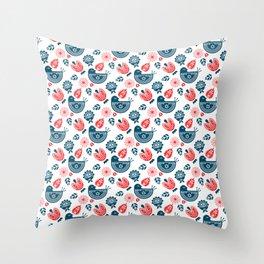 Hygge Pattern Throw Pillow