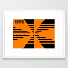 Violation Framed Art Print
