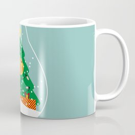 Merry Christmas Ducky Pt.1 Coffee Mug