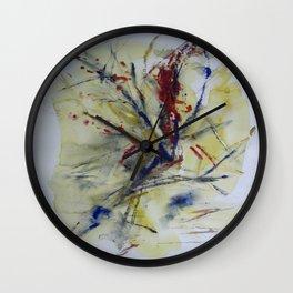 autumn shimmer Wall Clock