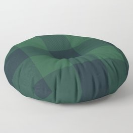 rainforest pattern Floor Pillow