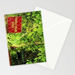 Wild Garden I Stationery Cards