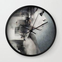 City of my dreams Wall Clock