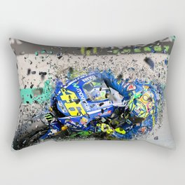 moto gp Rectangular Pillow