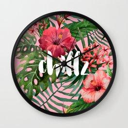 Chillz Wall Clock