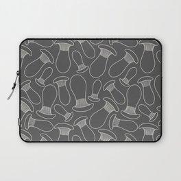 king oyster mushrooms Laptop Sleeve