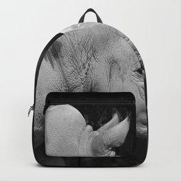 Rhino Portrait Backpack