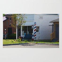 Perrysburg Barbershop Rug