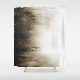 Knocking Me Sideways 1 Shower Curtain