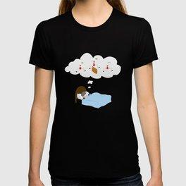 Abre tu mente, quizás no sea una locura… T-shirt