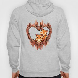 Lover Squirrels Hoody