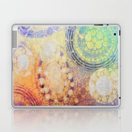Circles Carnival Laptop & iPad Skin