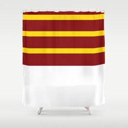 ASU and Me Shower Curtain