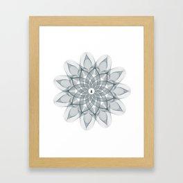 Radiant Roach Framed Art Print