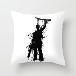 Rudeboy Throw Pillow