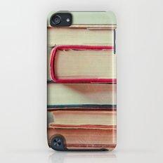 Books Love Slim Case iPod touch