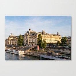 Musée d'Orsay - Paris Canvas Print
