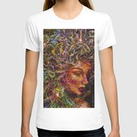 medusa T-shirts featuring Medusa.... by shiva camille