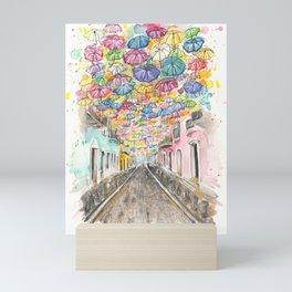 Fortaleza Street Mini Art Print