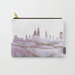 Ottawa Ontario Skyline Carry-All Pouch