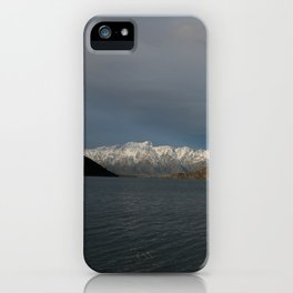 The Remarkables - 9 Mile iPhone Case